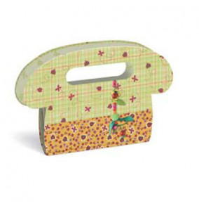 Busquets Adresár kabelka, zelený