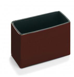Busquets magnetický kancelársky stojan na stôl hnedý
