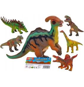 K-18.626 Dinosaurus 39cm so zvukom na baterky