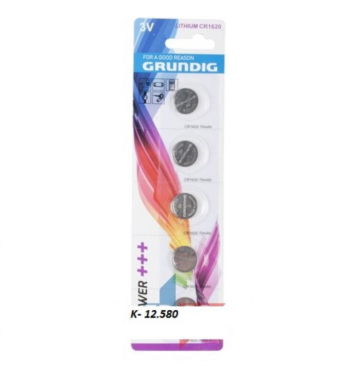 K-12.580 Batérie Grundig-CR1620