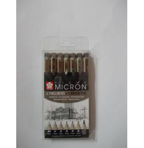 K-14.413 Micron perá/6+1