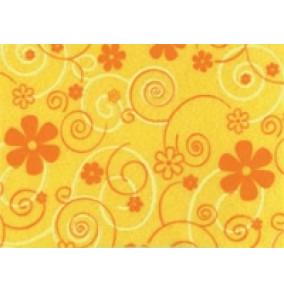 K-7061 Filc 30x40cm kvety