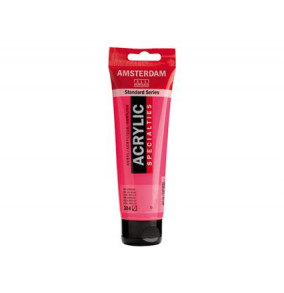 K-14.249-384 Akrylová farba 120ml reflexná-ružová