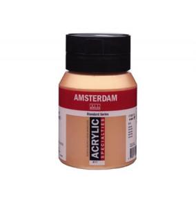 Amsterdam akrylová farba 500ml bronze