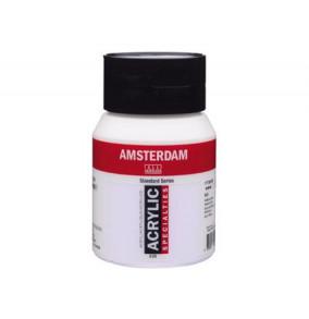 Amsterdam akrylová farba 500ml pearl blue