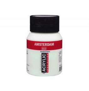 Amsterdam akrylová farba 500ml pearl green
