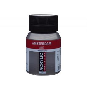 Amsterdam akrylová farba 500ml graphite