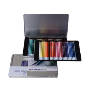 Van Gogh skicovacie farbičky 24 ks