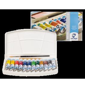 Van Gogh vodové farby 24 ks akvarelové