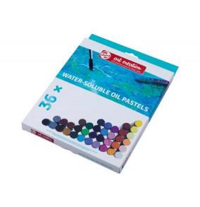 K-14.296 Olejový pastel rozpustný vo vode/36ks