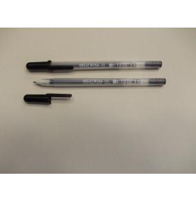 Sakura gelové pero čierne