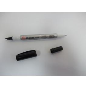 K-1441 Permanentný popisovač obojstranný- čierny
