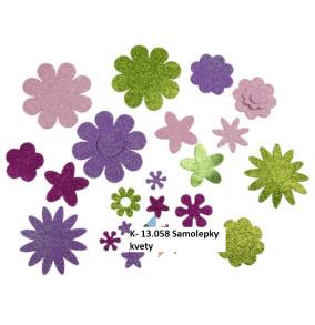K-13.058 Samolepky kvety