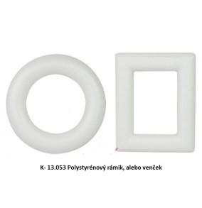 K-13.053 Polystyrénový rámik, venček