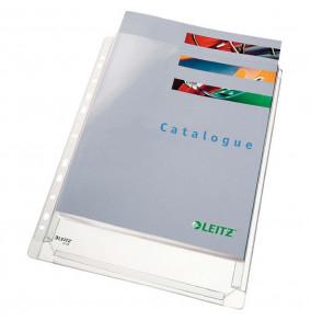 Euroobal na katalógy bez chlopne, kovová lišta 3 ks