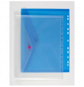 Plastový obal A4 s cvočkom a eurodierovaním Karton PP číry