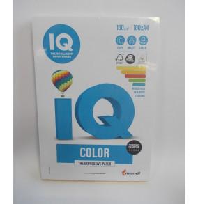 K-17.039 Farebný papier IQ color 5x50 mix Intenzívne farby, A4 160g