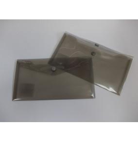 K-17.286 Plastový obal DL s cvočkom  priehľadný