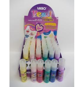 K-3398 Farba na textil-perlová-20ml