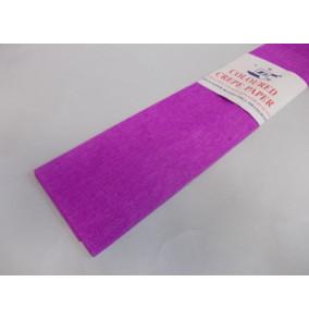 K-20.501Krepový papier-neón-fialový