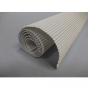 K-20.019 Kartón vlnitý 50x70cm - biely