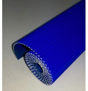 K-20.019 Kartón vlnitý 50x70cm - modrý
