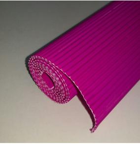 K-20.019 Kartón vlnitý 50x70cm - ružový