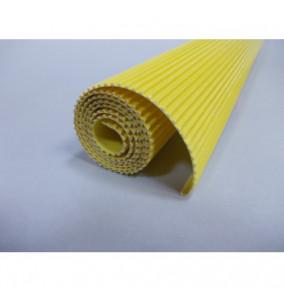 K-20.019 Kartón vlnitý 50x70cm - žltý