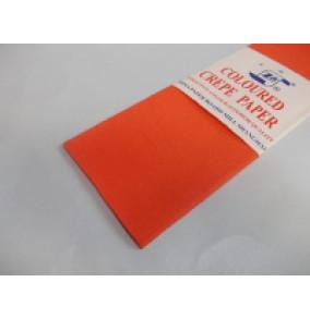 K-20.016 Krepový papier-bledo-červený