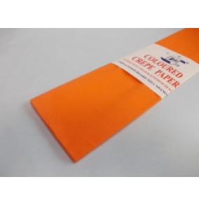 K-20.016 Krepový papier-oranžový