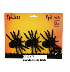 K-12.679 Pavúk/3ks na karte