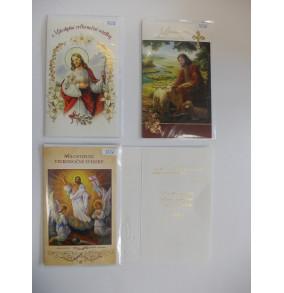Pohľadnica do obálky Svätá