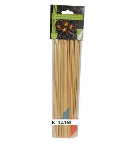 K-12.165 Bambusové špajdle hrotené
