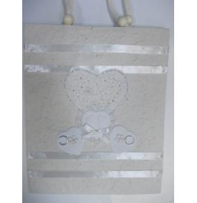 K-20.204 Papierová taška 24x29cm/ 3