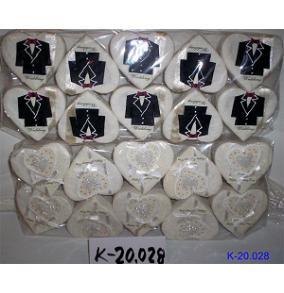 K-20.028 Krabička srdce svadobná