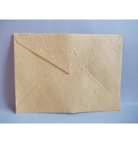 K-20.224 Obálka-ručný papier-veľká bledo hnedá