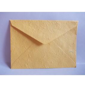 K-20.224 Obálka-ručný papier-veľká terakota-bledá