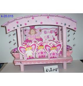 K-20.015 Darčekové krabičky Baby Girls