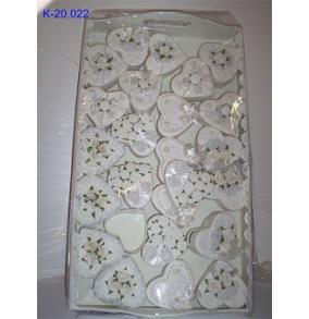 K-20.022 Krabičky na podnose svadobné