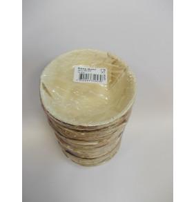 K-10.597 Miska z Palmového listu -polievková 500ml/25ks