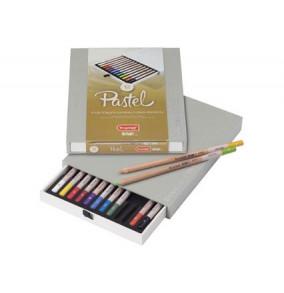 K-14.301 Pastelové ceruzky/12ks-box