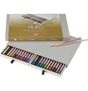 K-14.302 Pastelové ceruzky/24ks-box