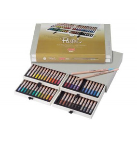 K-1675 Pastelové farbičky/48-box