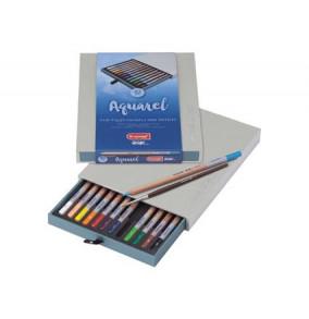 K-21.024 Akvarelové farbičky/12ks box