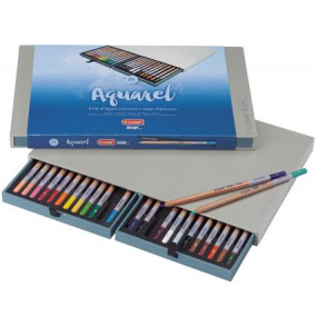 K-21.026 Akvarelové farbičky/24ks box