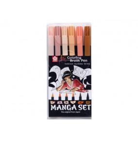 K-14.418 Manga koi brush/6