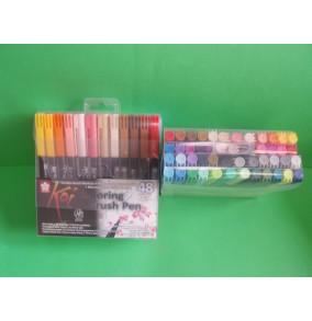 K-21.489 Koi color brush-48ks