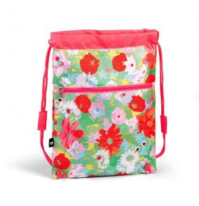 Busquets  vrecko na prezuvky flower
