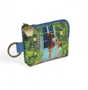 Busquets peňaženka-prívesok dievča