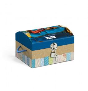 Busquets krabička na pamiatky- candy and coquette